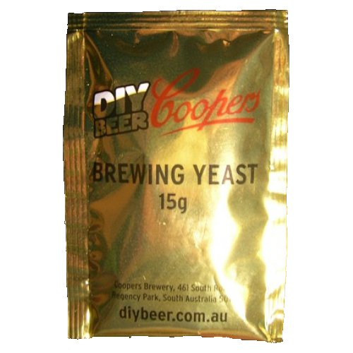 Coopers Brewing Yeast