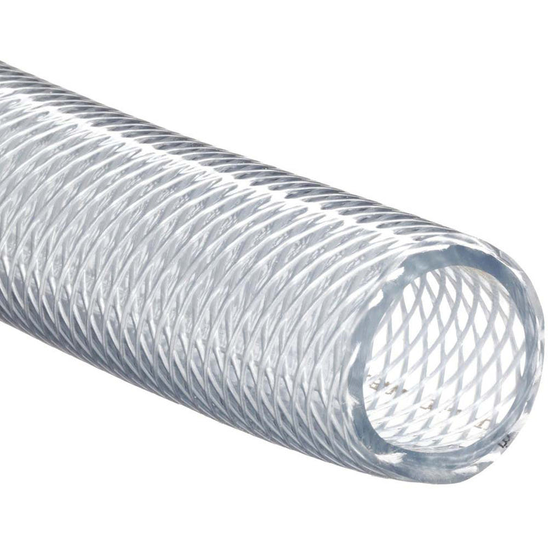 Braided Gas Hose 1/4""