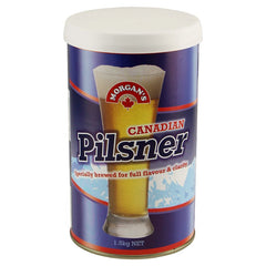 Morgan's Canadian Pilsner