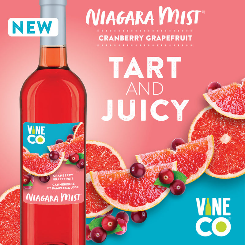 Niagara Mist Cranberry Grapefruit