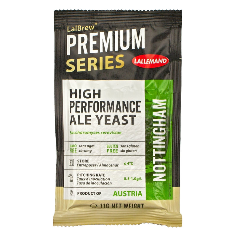 LalBrew Nottingham High Performance Ale Yeast
