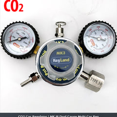 Kegland MK3 CO2 Regulator