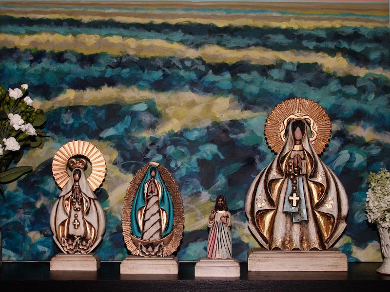 About Our Faith Collection at Guacamaya Art