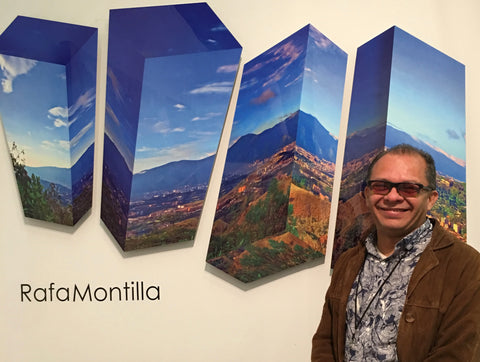 BIO Rafa Montilla- The Biography of the Artist