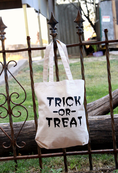 Kids Trick or Treats Bag