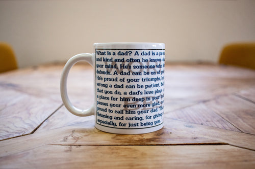 Funny World Best Dad Mug