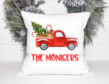 Personalized Christmas Decoration Pillow Cover