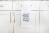 Funny Home Decor Kitchen Hand Towel