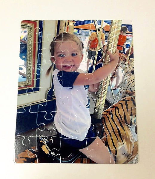 Custom Photo Puzzle - Christmas Gift fro Kids - Children Birthday Gift