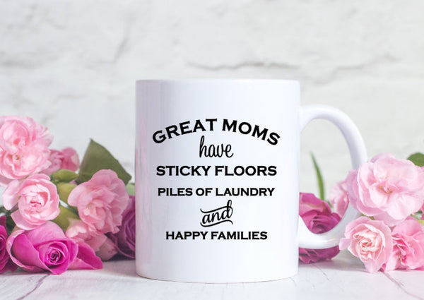 Funny Gift for mom - Mom Mug