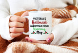Personalized Hallmark Christmas Movie Dishwasher Safe Coffee Mug