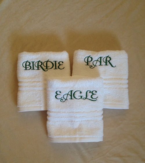 Personalized  Hand Towels - Custom Hand Towel