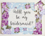 Bridesmaids, Maid of Honor or Matron of Honor Proposal Puzzle