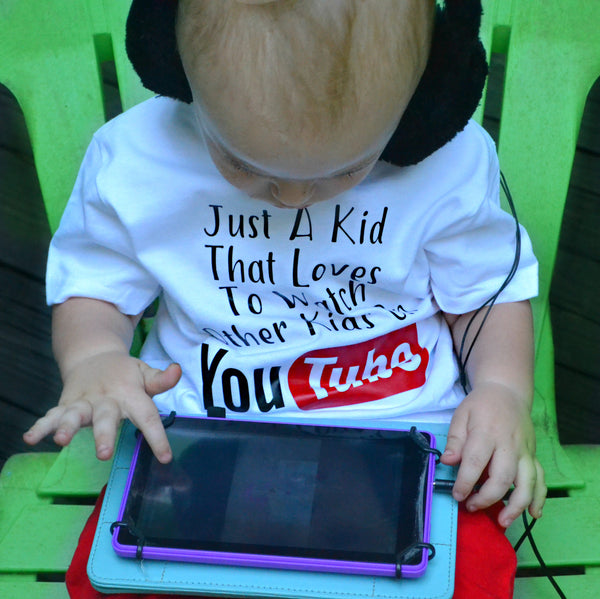 Funny YouTube Kids Shirt