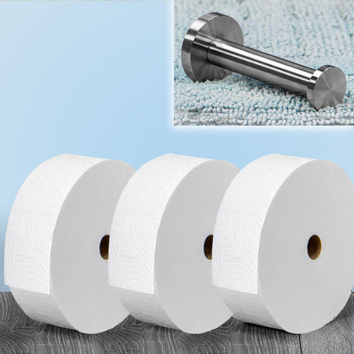 Charmin FOREVER ROLL STARTER KIT (SCREW-IN WALL MOUNT INCLUDED)