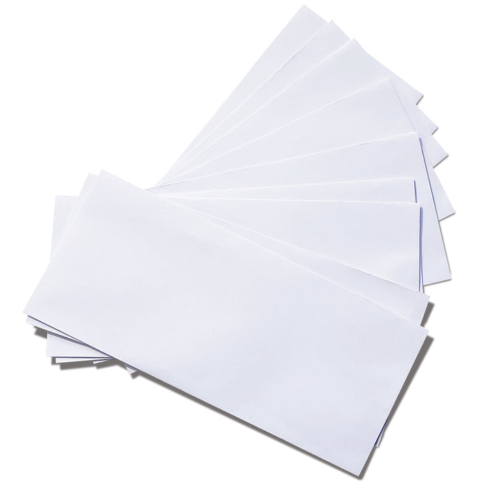 hughes distributing llc no #10 security envelopes peel and seal self seal quick seal