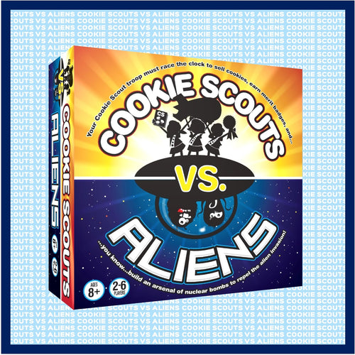 COOKIE SCOUTS VS ALIENS