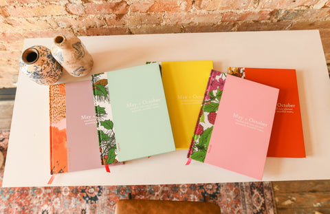 May + October Seasonal Self-Care Planner®
