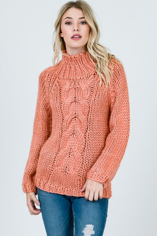 Coral Sands Sweater