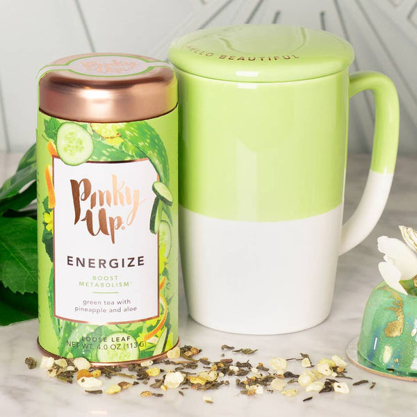 Energize Wellness Loose Tea