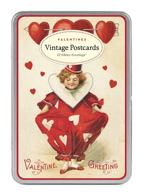 Valentine's Postcards