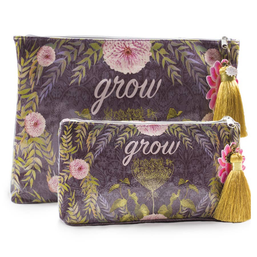 Grow Tassel Pouch ~ Large