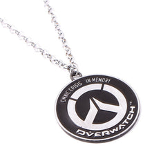 Overwatch Pendant and Necklace/Keychain