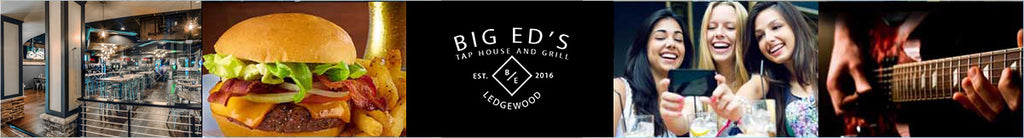 Big Eds Tap House and Grill Ledgewood NJ