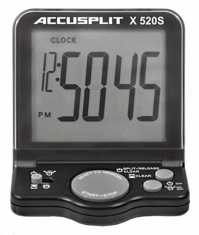 AX520S Jumbo Display Tabletop & Wall Mount Timer