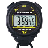 A601X PRO SURVIVOR STOPWATCH IN BLACK