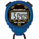 A601X PRO SURVIVOR STOPWATCH IN BLUE