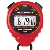 A601X PRO SURVIVOR STOPWATCH IN RED