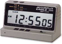 AE520S - Multi-Mode Stopwatch, Timer Clock with Time & Alarm