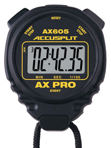 AX605 - AX PRO Series Professional Stopwatches - Event Timing