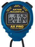 AX725 - AX PRO Memory Series Professional Stopwatches – 16 Memory