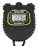 S1XLBK Survivor I Series Chronograph Stopwatch