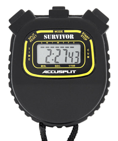 Survivor I Series Chronograph Stopwatch