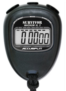 S2 - NEW! SURVIVOR® Series Stopwatches In Black