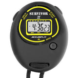 S2XL - Original Survivor 2 Series Chronograph Stopwatch in Black