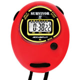 S2XL - Original Survivor 2 Series Chronograph Stopwatch in Red Case