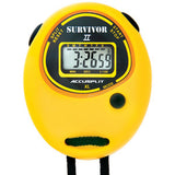 S2XL - Original Survivor 2 Series Chronograph Stopwatch in Yellow Case