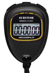 S3CL - SURVIVOR™ Stopwatches - Simple, Dedicated Stopwatch Circuit Especially for Lane and Place Timing