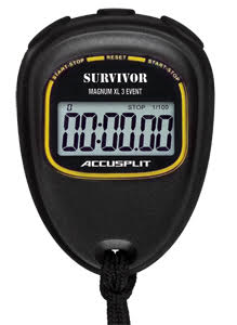 S3E - SURVIVOR™ Stopwatches - Simple, Dedicated Stopwatch Circuit Especially for Lane and Place Timing