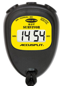 S3T - Survivor Handheld Countdown Digital Timer