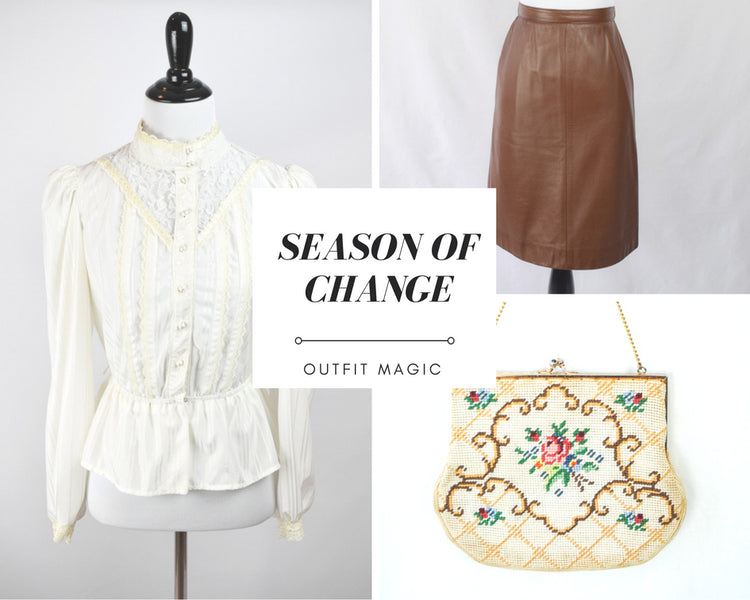 Outfit Magic: Season of Change