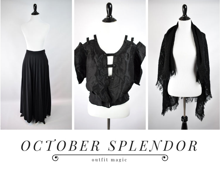 Outfit Magic: October Splendor