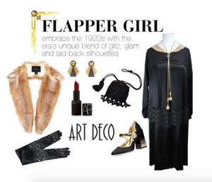 Monday Magick: Flapper Girl