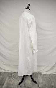 1910s Antique Cotton Nightgown