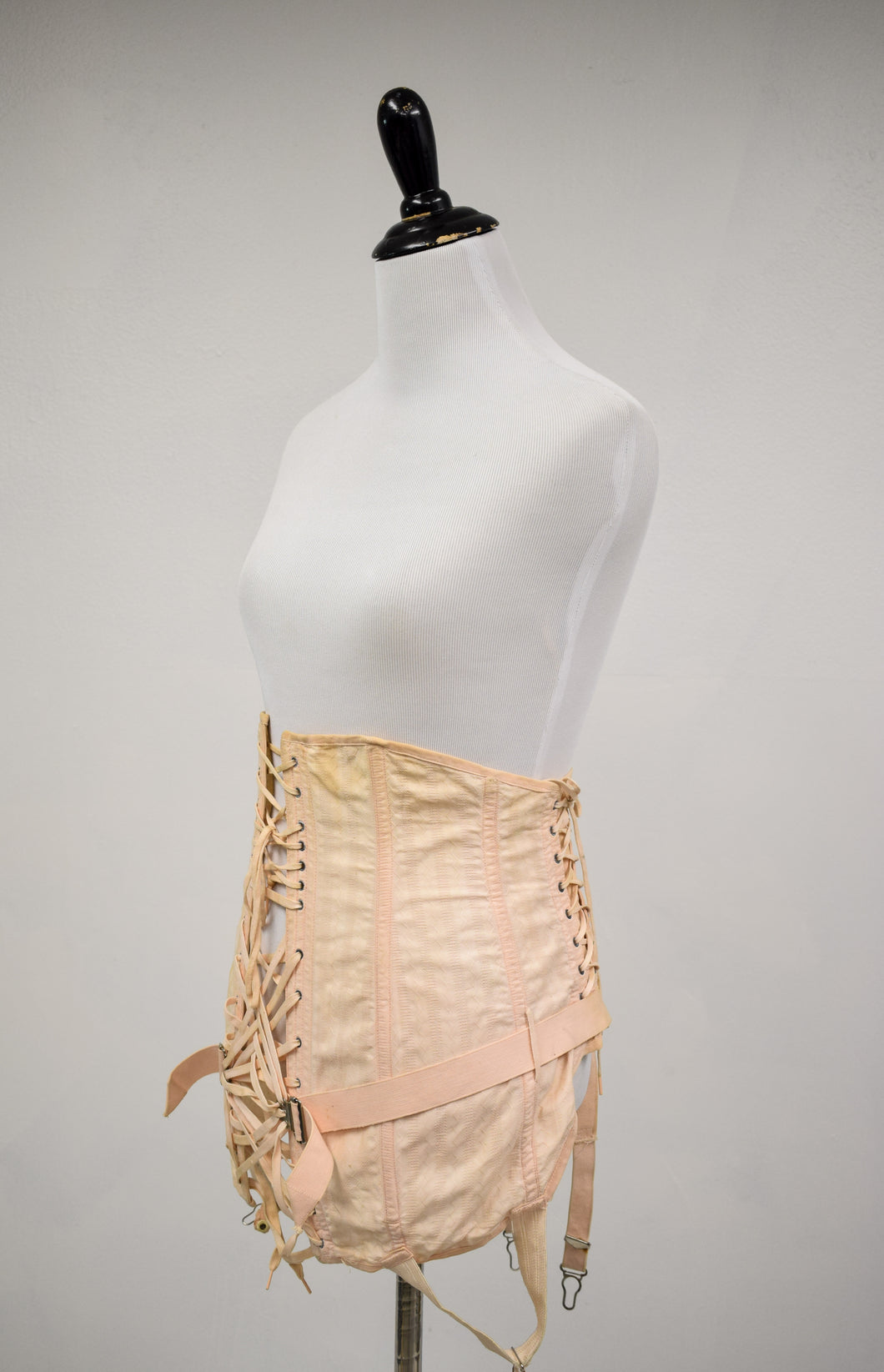 1970s Low Back Bustier