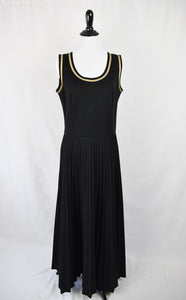 1970s Grecian Maxi Dress - AS IS